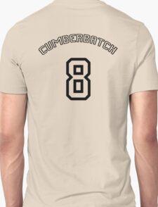 Cumberbatch 8 /black text/ T-Shirt