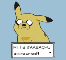 A WILD JAKEACHU HAS APPEARED by DrPooChew