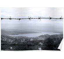 View between lines Poster