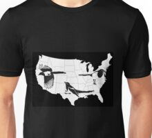 Magpies USA Unisex T-Shirt