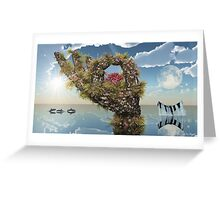 Piece of Coral Greeting Card
