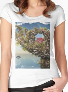 Piece of Coral Women's Fitted Scoop T-Shirt