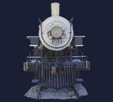 Steam Locomotive One Piece - Short Sleeve