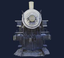 Steam Locomotive Baby Tee