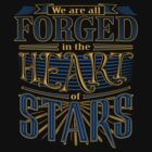 Forged in the Heart of Stars by DoodleDojo
