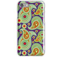 Otantic Paisley Design iPhone Case/Skin