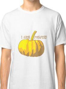 Vegetables pumpkin nature garden Classic T-Shirt