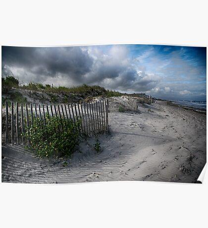 Dunes Scape Poster