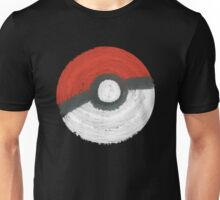 Painted Poké Ball Unisex T-Shirt