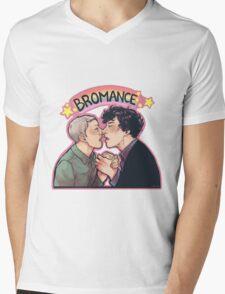 ~*bromance*~ Mens V-Neck T-Shirt