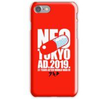 Neo-Tokyo (2.1) iPhone Case/Skin