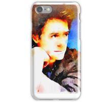 Watercolor RDJ 1 iPhone Case/Skin