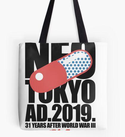 Neo-Tokyo (2.1) Tote Bag