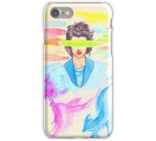 Louis Garrell iPhone Case/Skin
