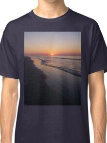 Sunrise Over The Atlantic Ocean Classic T-Shirt