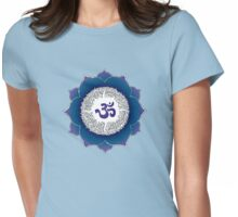 Aum 17 Womens Fitted T-Shirt
