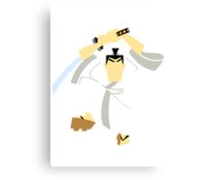 Samurai Jack Canvas Print