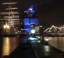 gothenburg harbour by Steely28