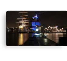 gothenburg harbour Canvas Print