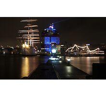 gothenburg harbour Photographic Print
