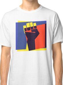 Black Power Fist Classic T-Shirt