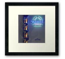 Heartbreak Hotel Framed Print