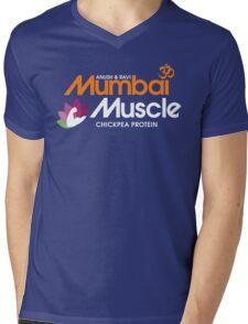 Master of None - Mumbai Muscle Mens V-Neck T-Shirt