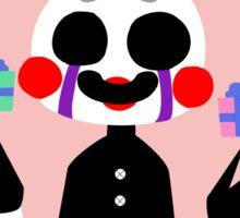 The Marionette Sticker
