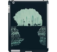 Back to Work iPad Case/Skin