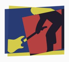 Rock Guitar Smash by retrorebirth