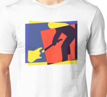 Rock Guitar Smash Unisex T-Shirt