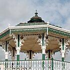 Brighton Bandstand by Sue Robinson