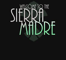 Welcome to the Sierra Madre  Mens V-Neck T-Shirt