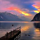 Lake Garda by Michael Walsh