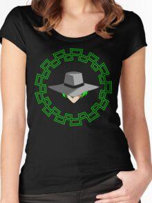 Ballin' Chain Women's Fitted Scoop T-Shirt