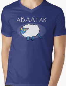 ABAAtar Mens V-Neck T-Shirt