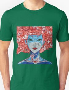 Anime Girl  Unisex T-Shirt