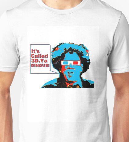 3D Check It Out Unisex T-Shirt