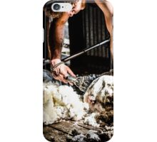 The contrast iPhone Case/Skin