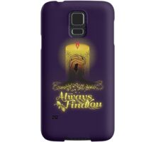 I Will Always Find You Samsung Galaxy Case/Skin