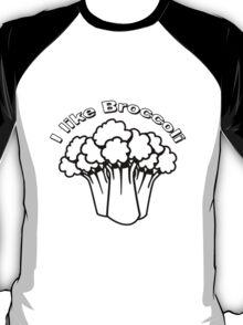 Vegetables I like broccoli nature garden T-Shirt