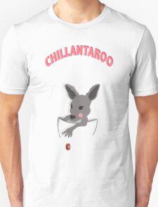 Chillantaroo kangaroo animal cute design T-Shirt