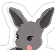 Chillantaroo kangaroo animal cute design Sticker