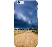 Storms Ahead iPhone Case/Skin