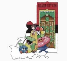 Pokemon - Celadon City Gym (Erika) Kids Clothes