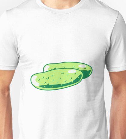 Vegetables cucumber nature garden Unisex T-Shirt