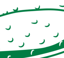 Vegetables cucumber nature garden Sticker