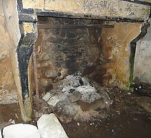 The Hearth Of The Cooneen Ghost House.........Please Read Description by Fara