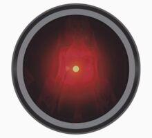 Hal 6-cylon by rudick