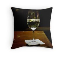 and one more for the road Throw Pillow
